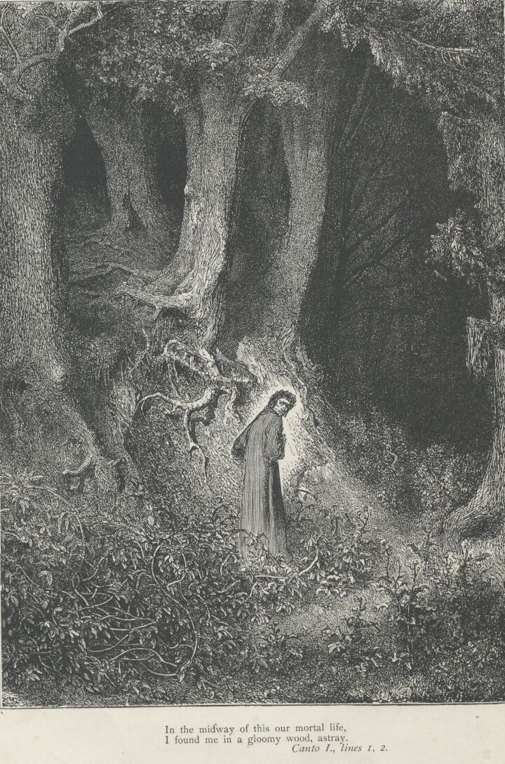 Dore Illustrations from the Divine Comedy - Hell, 01-002.jpg - 712 KB