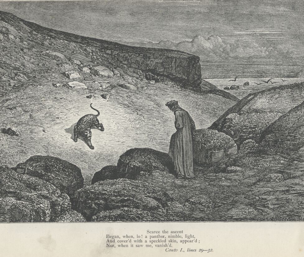 Dore Illustrations from the Divine Comedy - Hell, 01-005.jpg - 645 KB