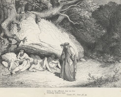 Dore Illustrations from the Divine Comedy - Hell, 04-039b.jpg - 143 KB