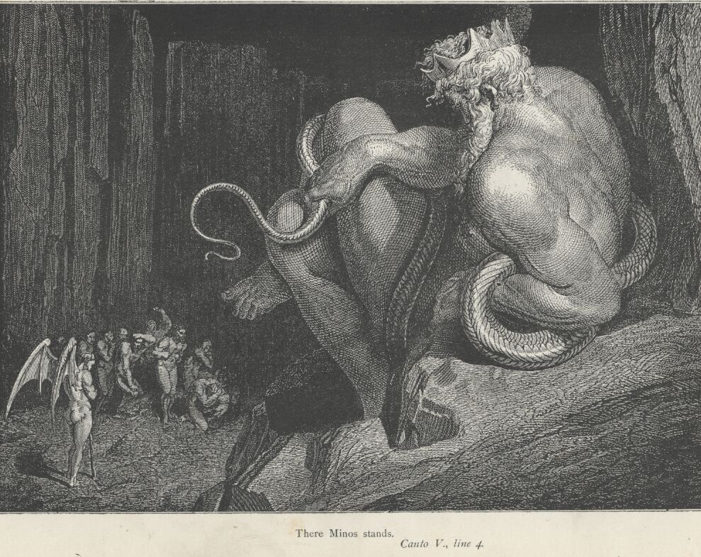 Dore Illustrations from the Divine Comedy - Hell, 05-047.jpg - 633 KB
