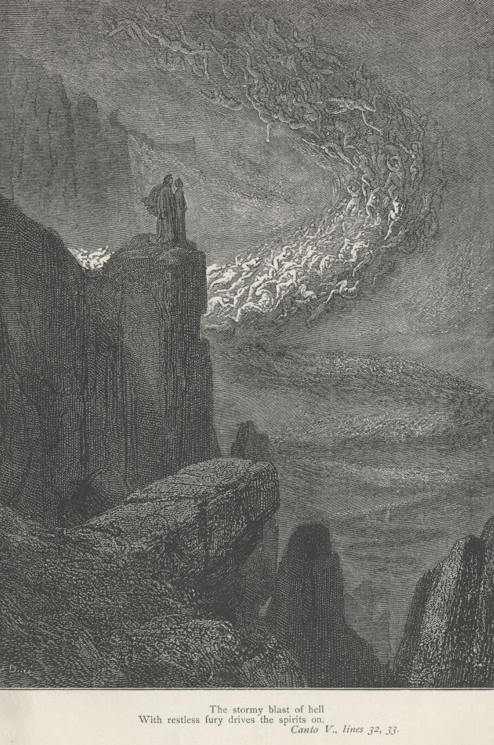 Dore Illustrations from the Divine Comedy - Hell, 05-051.jpg - 631 KB