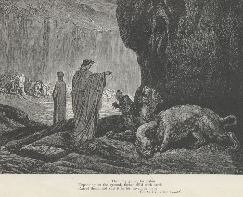 Dore Illustrations from the Divine Comedy - Hell, 06-067.jpg - 578 KB