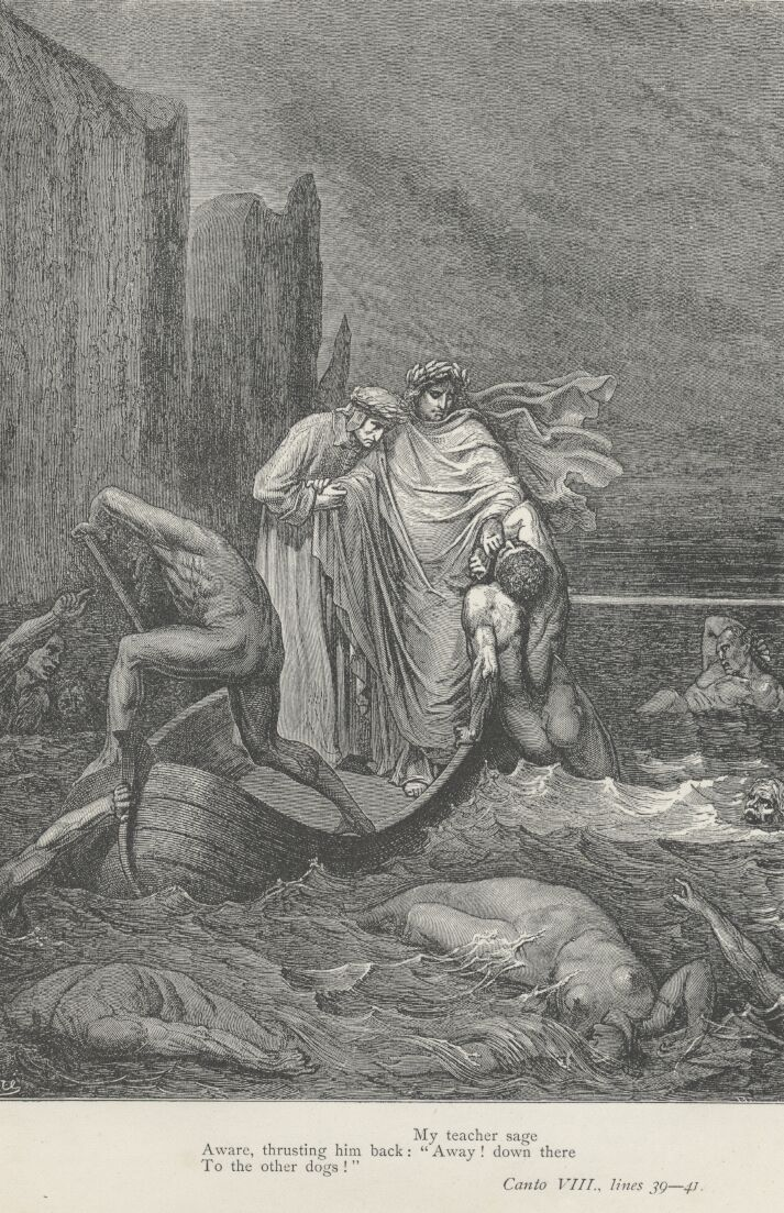 Dore Illustrations from the Divine Comedy - Hell, 08-089.jpg - 597 KB