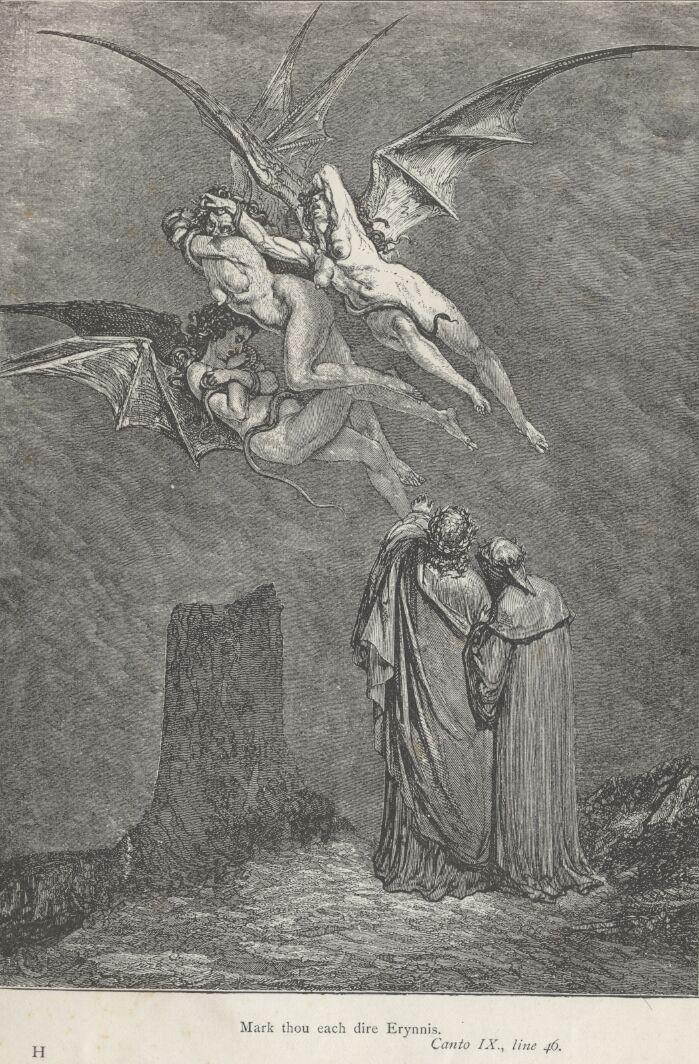 Dore Illustrations from the Divine Comedy - Hell, 09-097.jpg - 532 KB