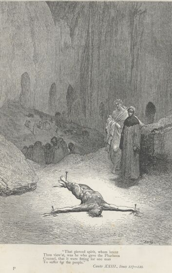 Dore Illustrations from the Divine Comedy - Hell, 23-225b.jpg - 119 KB