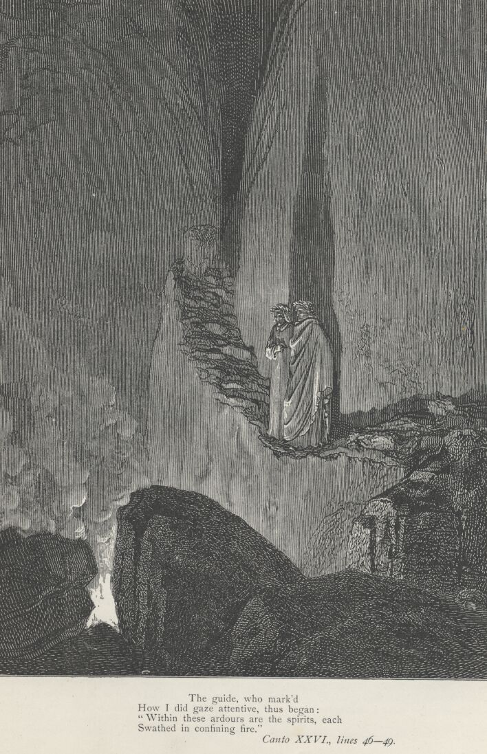 Dore Illustrations from the Divine Comedy - Hell, 26-245.jpg - 524 KB