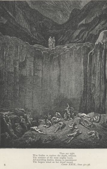 Dore Illustrations from the Divine Comedy - Hell, 29-273b.jpg - 130 KB