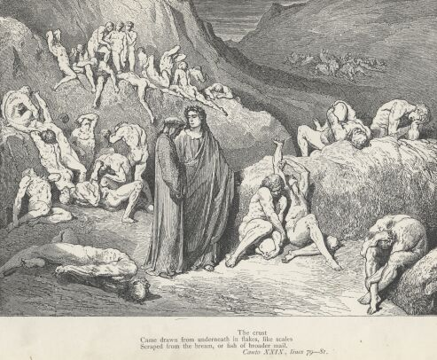Dore Illustrations from the Divine Comedy - Hell, 29-275b.jpg - 165 KB