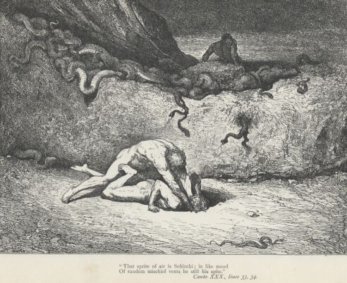 Dore Illustrations from the Divine Comedy - Hell, 30-281b.jpg - 160 KB