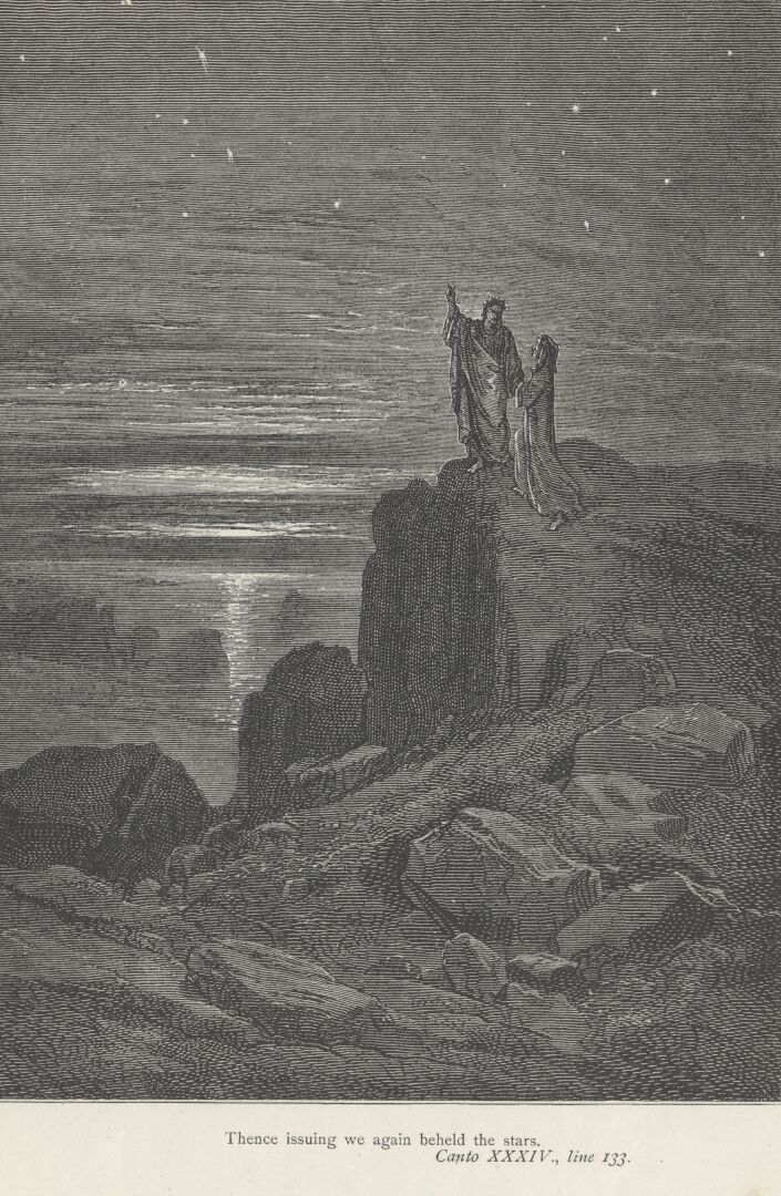 Dore Illustrations from the Divine Comedy - Hell, 34-331.jpg - 505 KB